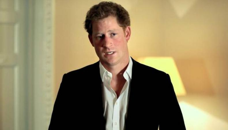 принц Гарри
