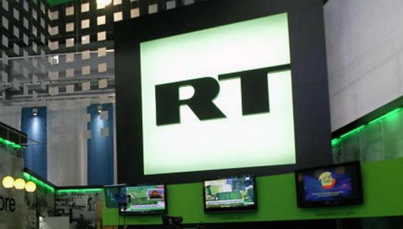В Великобритании телеканал RT пострадал из-за санкций