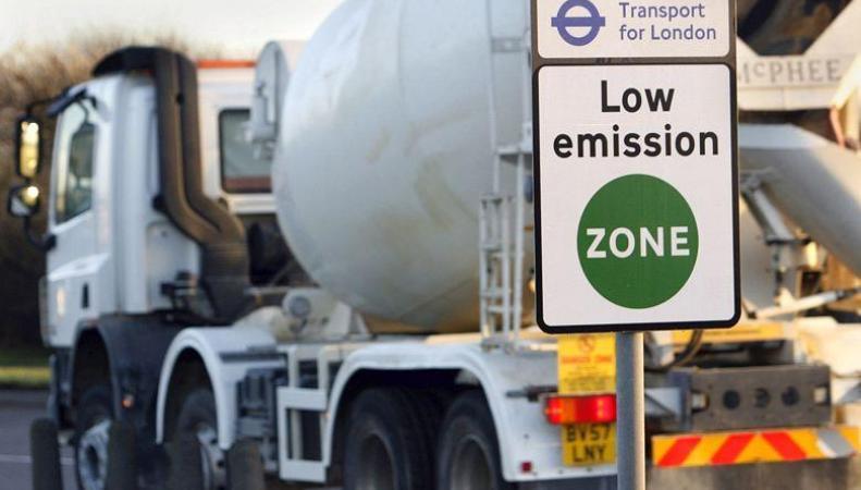 экологически чистый транспорт в Лондоне
