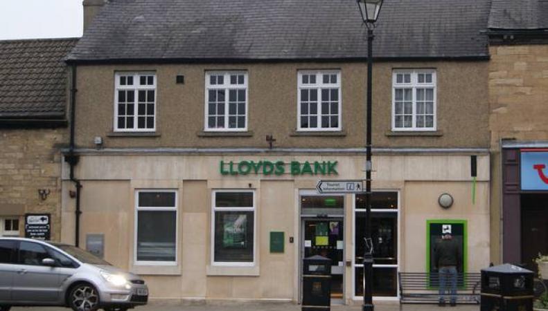Филиал банка Lloyds