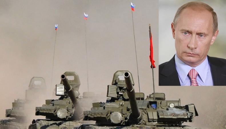 Путин помог Асаду танками, - британские СМИ