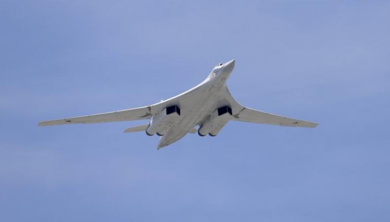 Самолёты РФ возле границ Британии