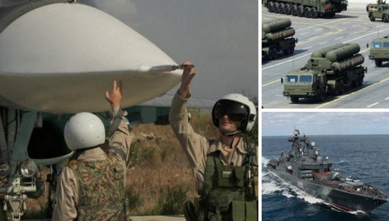 Запад недооценивал российское вооружение, - британские СМИ