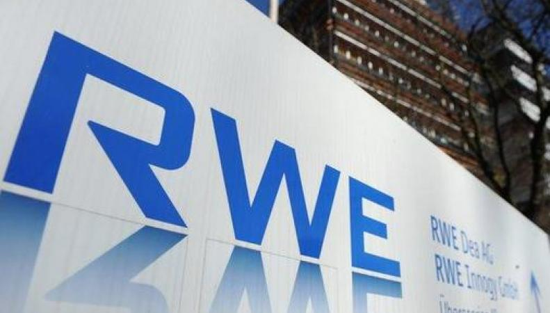 Логотип RWE-Dea