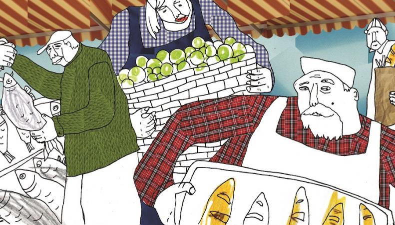 Рынки Лондона, на которые стоит потратить выходной