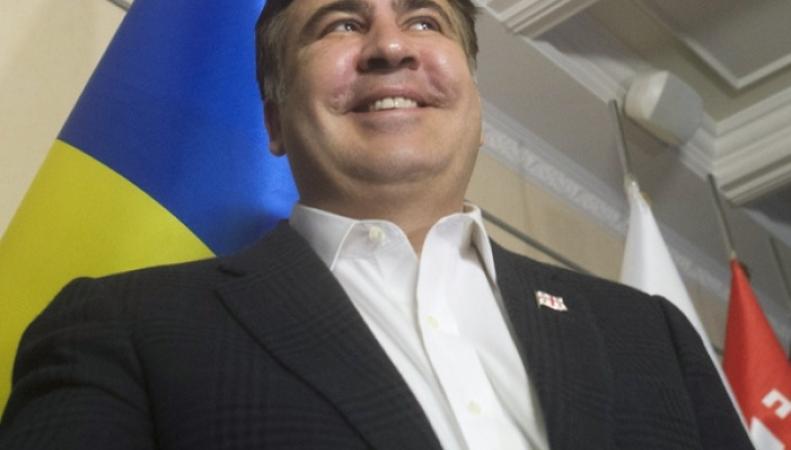 Саакашвили сообщил, что зарплату его команде будет платить США