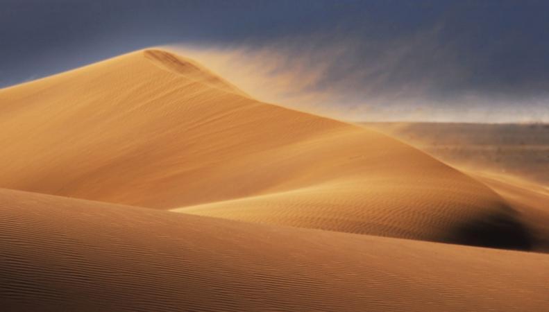 В Англии объявлена тревога из-за возможных песчаных «дождей»