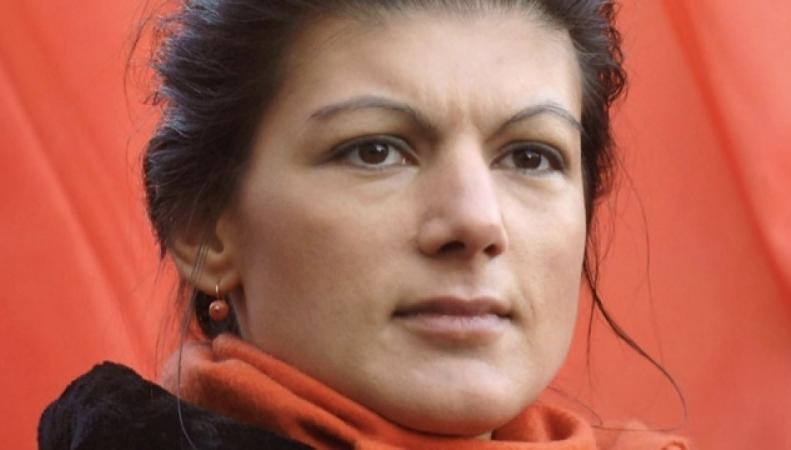 Сара Вагенкнехт предложила ЕС ввести санкции в отношении США и Великобритании