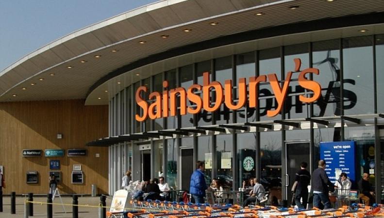 Сеть супермаркетов Sainsbury`s