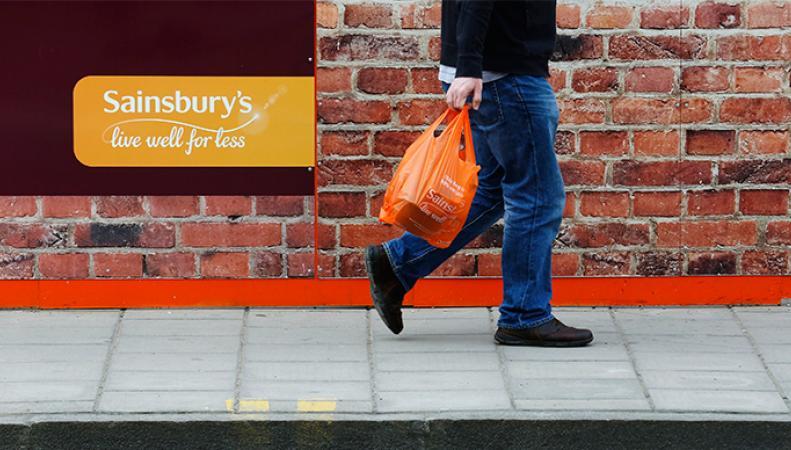 супермаркет Sainsbury