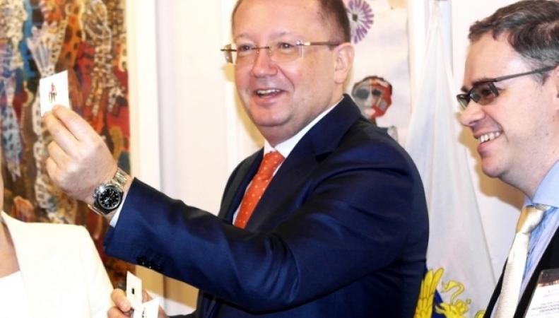 Посол России в Великобритании Александр Яковенко