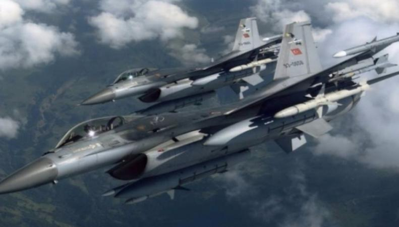 ВВС Турции приостановили полеты над Сирией