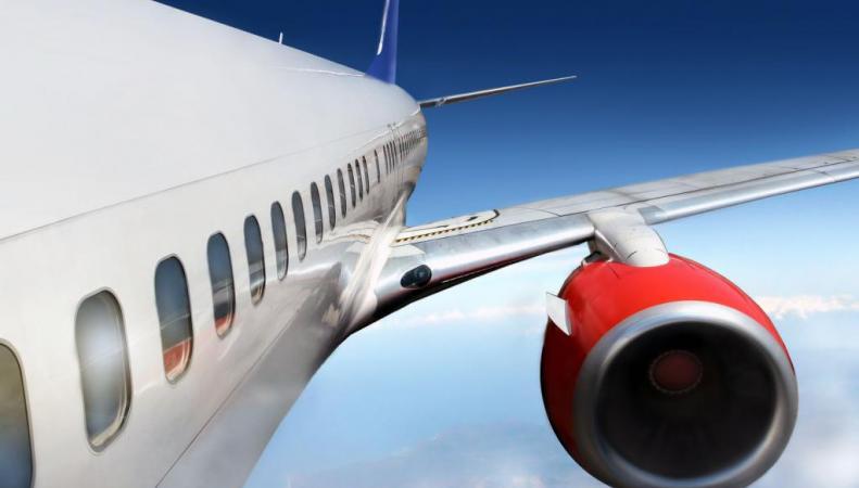 Ученые изобрели сумку, способную защитить самолет от взрыва бомбы
