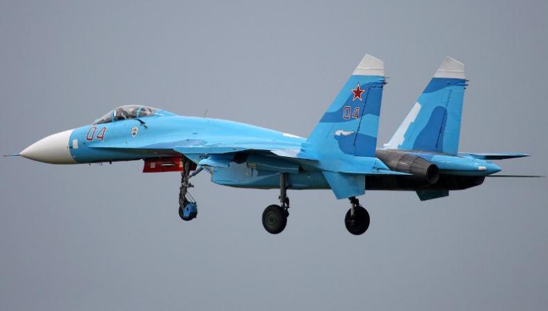 Российский истребитель встревожил Пентагон