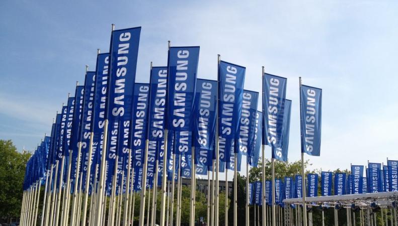 Samsung, корейский производитель техники