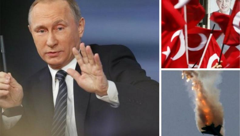 Ответит ли Эрдоган на расширение санкций Путина, - эксперт