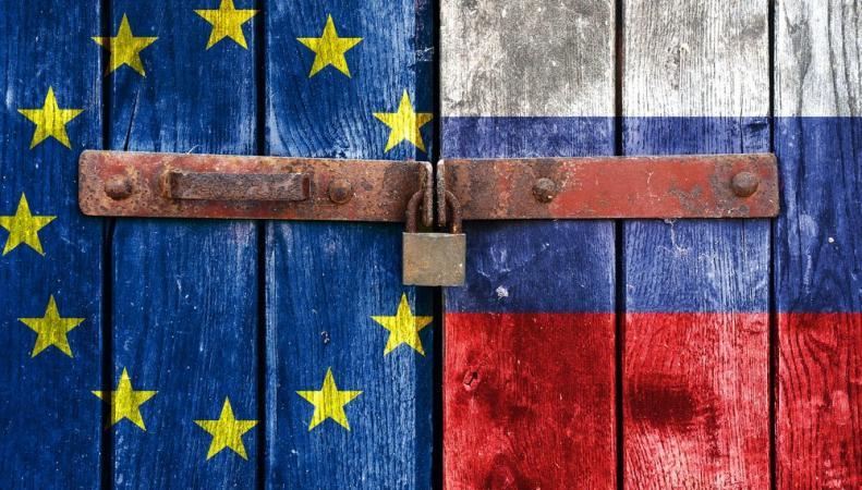 Европа считает справедливыми санкции против России