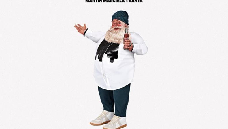 Санта-Клаус от дизайнеров