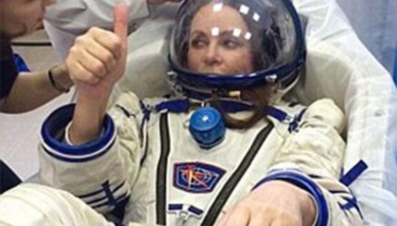 Сара Брайтман не состоялась в качестве космической туристки