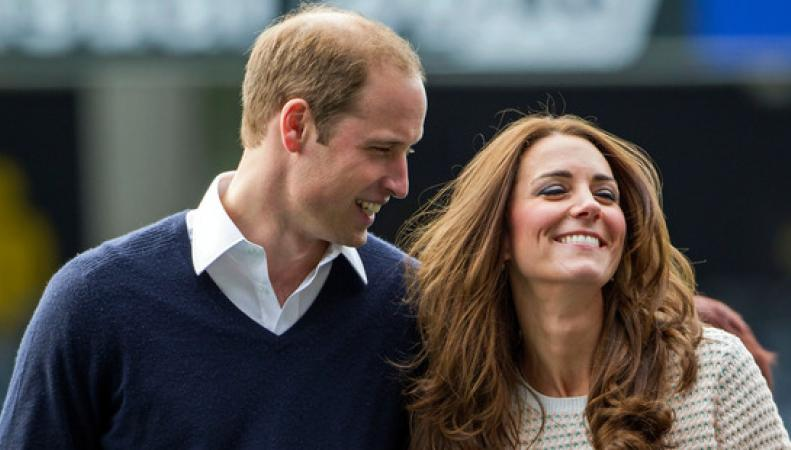 Герцог и герцогиня Кембриджские