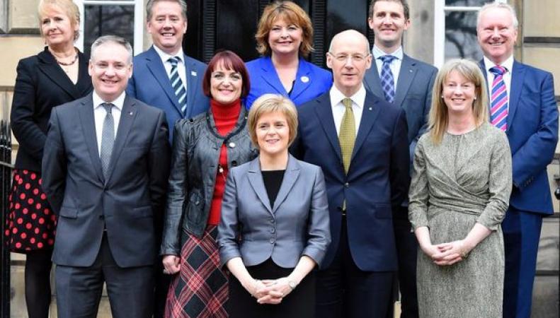 правительство Шотландии
