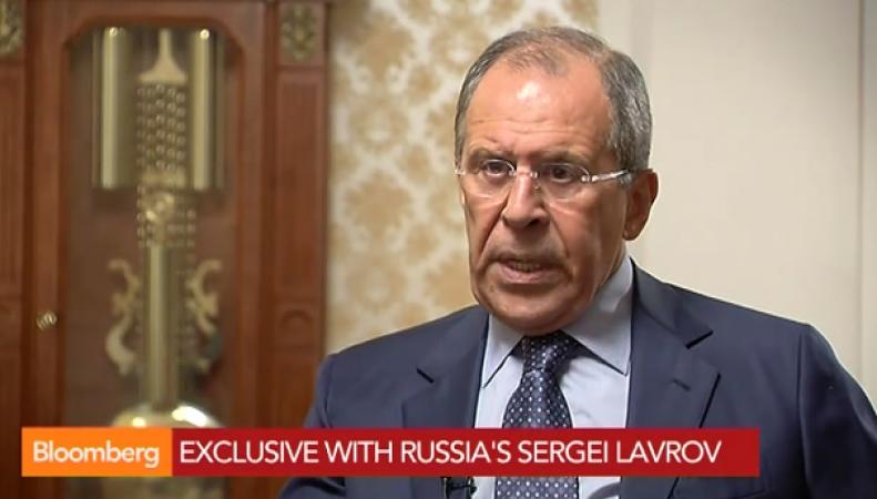 Сергей Лавров назвал кризис на Украине гражданской войной