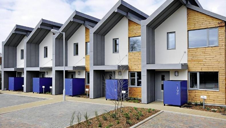 жилье эконом-стандарта