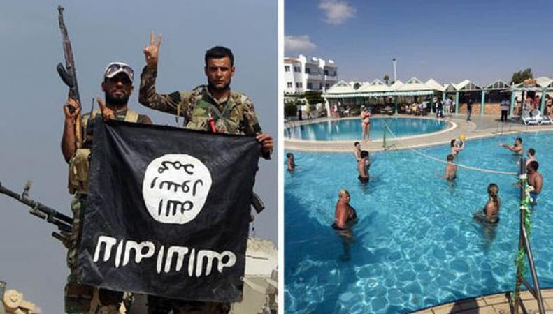 ИГИЛ в Шарм-эль-Шейхе