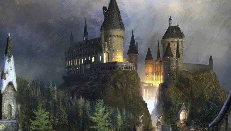 Школа волшебников Хогвартс