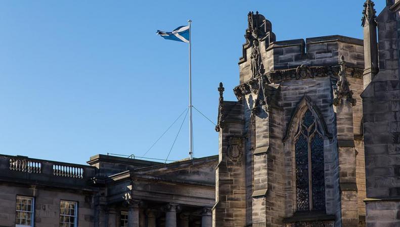 Большинство шотландцев против независимости