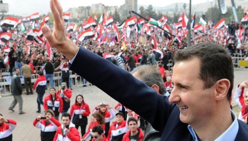 Асад будет править Сирией