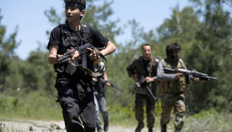 Пентагон обвинил Россию в разжигании гражданской войны в Сирии