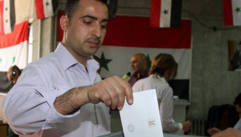 Великобритания и США: предстоящие выборы в Сирии нелегитимны