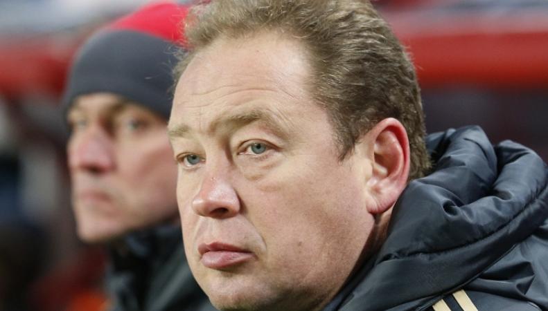 Футбольный тренер Леонид Слуцкий