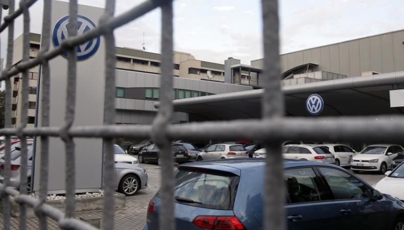 Скандал в Volkswagen