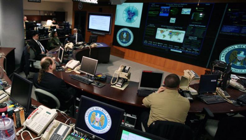 Программы электронной слежки США