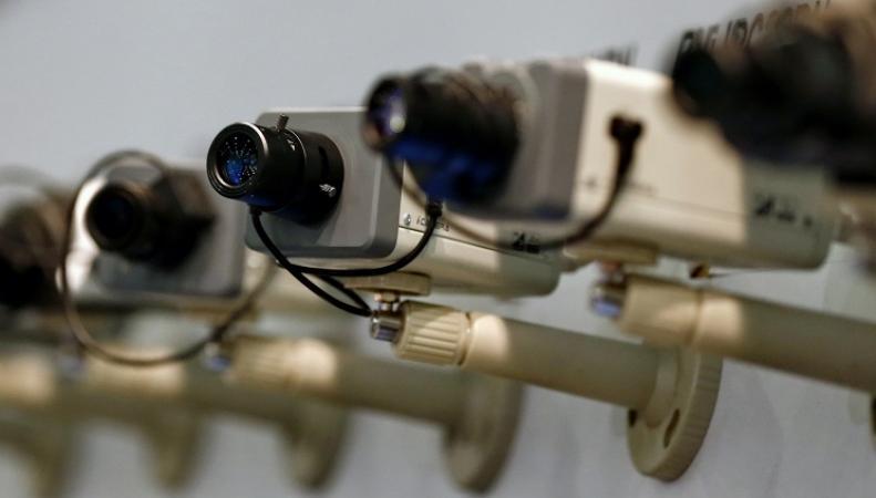Камеры наружного слежения