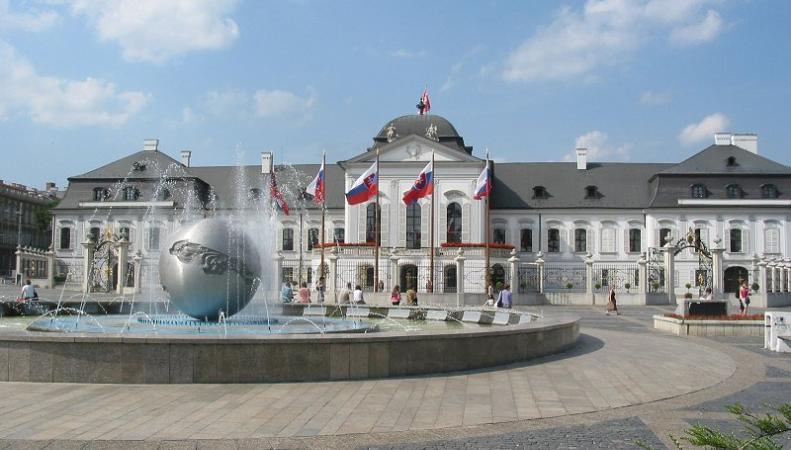 Референдум в Словакии об однополых браков