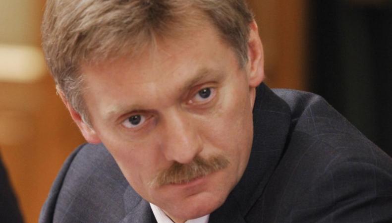 Песков: Россия никогда не угрожала отключить газ Украине