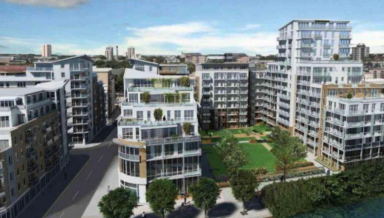 Цены на жилую недвижимость в Британии продолжают расти