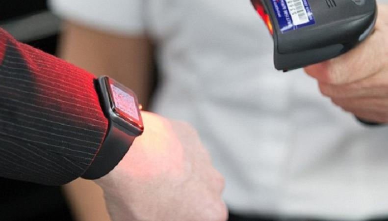 В лондонском аэропорту установят сканеры для смарт-часов