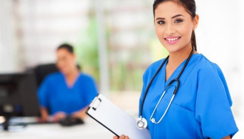 иностранные медсестры в Великобритании