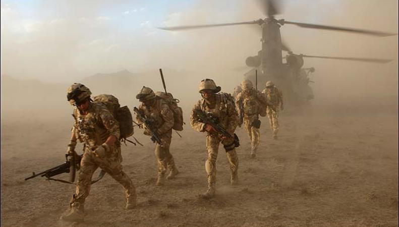 Бывший глава Генштаба Великобритании признал ошибки в Афганистане
