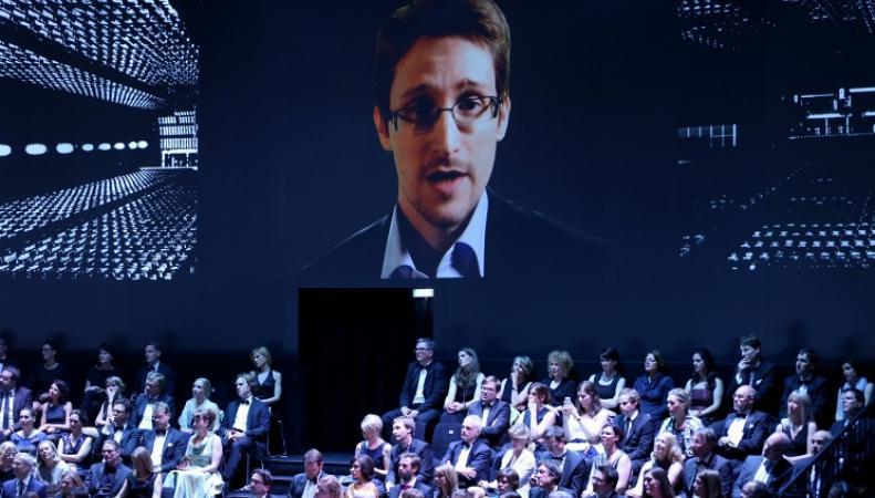 Эдвард Сноуден, бывший сотрудник АНБ