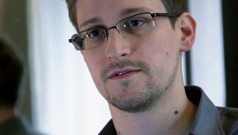Сноуден дал первое интервью