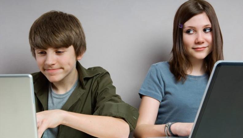 Подростки и соцсети