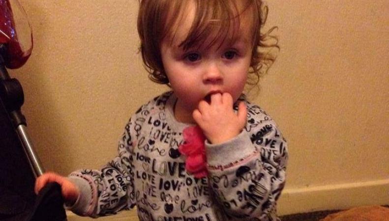 Двухлетняя Софи Джонс умерла от наркотиков