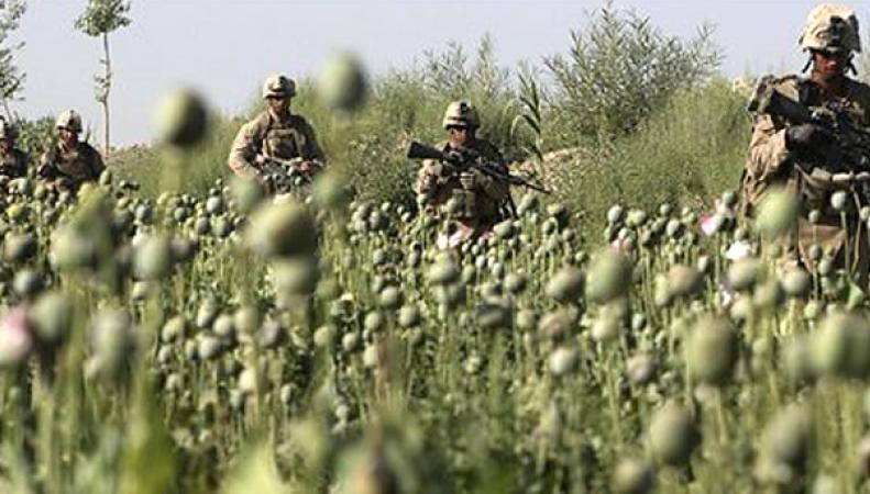 Замаскированные солдаты