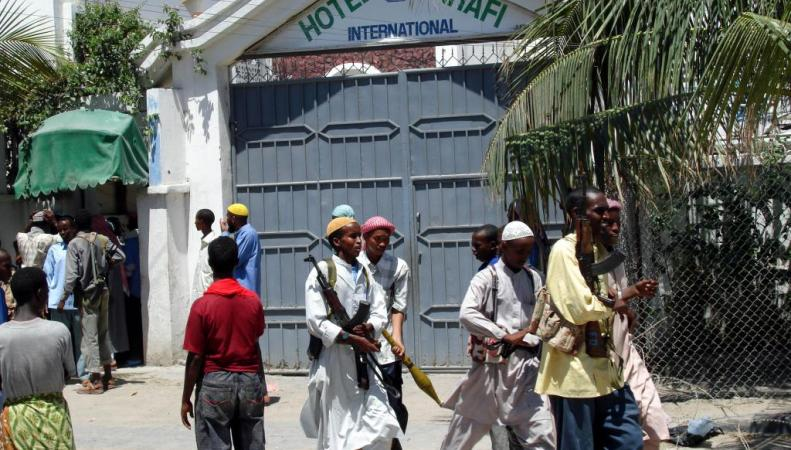 Могадишо - столица Сомали