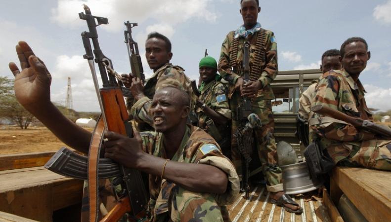 Военные группировки в Сомали